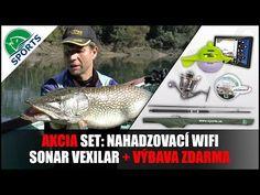 Vianočná akcia: Sonar VEXILAR  s vianočným darčekom pre každého rybára! - Novinky prave menu - Rybárske potreby SPORTS Youtube, Youtubers, Youtube Movies