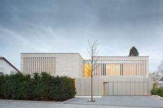 House PG, Weinheim, 2012 - Architekten Wannenmacher   Möller GmbH