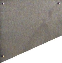 """National Hardware V1994 8-by-34-Inch KickPlate, Stainless Steel by National. Save 29 Off!. $29.08. From the Manufacturer                Designed to add a decorative accent and to protect the finish on metal or wood interior or exterior doors.                                    Product Description                8-Inch x 34"""", Stainless Steel Kick Plate, Designed To Add A Decorative Accent & To Protection The Finish On Metal Or Wood Interior Or Exterior Doors, Anodized Surface Is For Extra…"""