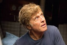 Robert Redford - All is lost, 2013