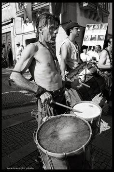[ drummer boy ]    2010 medieval fair, in Santa Maria da Feira, Portugal    //AnAssunção'photo