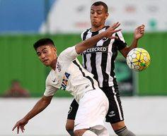 Blog Esportivo do Suíço:  Botafogo e Corinthians empatam no 1º jogo da final do Brasileirão Sub-20