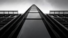 Monochrome Skyscraper