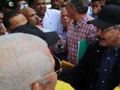 Presidente Medina presenta proyecto desarrollo sostenible prometido en Neyba e Independencia