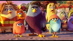 The Angry Birds Movie - Official Trailer [HD]