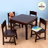 Found it at AllModern - Farmhouse Kids' 5 Piece Table and Chair Set - $97