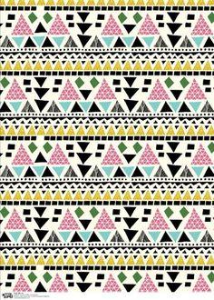 print & pattern: GIFT WRAP - leah duncan