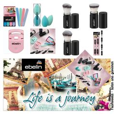 freshworld - testen und gewinnen: ebelin Limited Edition: Life is a Journey  #ebelinlimitededition