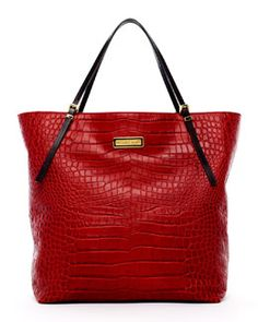 Michael Kors Large Red Tote