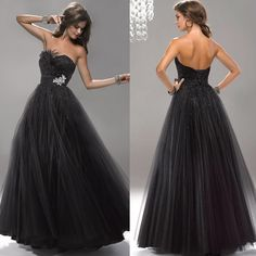 Cheap dress form free shipping, Buy Quality dress empire directly from China dress edge Suppliers:       Simple Empire Waist Tulle Feathers Long 2014 Black Evening Gown Dresses P2728      Beaded Lace Long Sleeve We