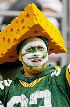 Green Bay Packer fan