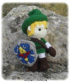 Adorable, a little Link!