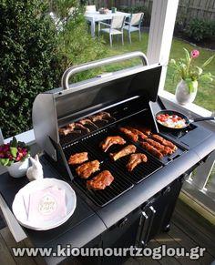 Μπάρμπεκιου - Ψησταριες Αερίου  Απογειώστε την Εμπειρία BBQ με τις Προηγμένες Ψησταριές Υγραερίου  «Outdoorchef - Landmann - BroilKing»   - ΥΨΗΛΗ ΠΟΙΟΤΗΤΑ ΣΕ ΠΡΟΣΙΤΗ ΤΙΜΗ  - Παραγγελία  - 💻 www.kioumourtzoglou.gr    - ή στο Κατάστημά μας  - ➡ 8ης Μαΐου 24  - Σέρρες   - Τηλ.:6946423010 - Αποστολή σε όλη την Ελλάδα #food #steak #delicious #broilking #grill #bbq #barbecue #sweet #eating #fish #yummy #healthy #meat #lifestyle #gas #pizza #tasty #foodporn #chef #gastronomy #cooking #cook Griddle Pan, Grilling, Outdoor Decor, Kitchen, Cooking, Grill Pan, Crickets, Kitchens, Cuisine