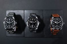 """Introducing: The Tudor Heritage Black Bay 41 (Live Pics & Pricing)"" via @watchville"