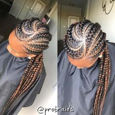 Feed In Braids for Summer Protective Styles for Black Women