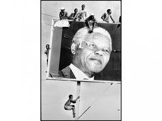 Supporteurs de Nelson Mandela, 1994