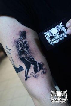 Mustafa Kemal Atatürk Dövmesi #katatürk #mustafakemalatatürk #dövme #tattoo #tat #izmir #tattoodesign #design #izmirdövme