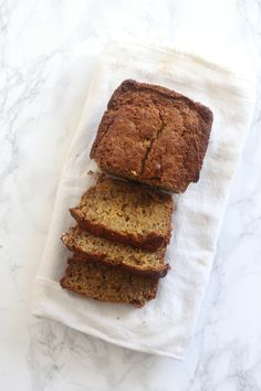 The Best Banana Bread (ever.)