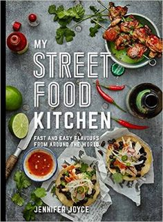 Buy My Street Food Kitchen by Jennifer Joyce at Mighty Ape NZ. Jennifer Joyce presents a selection of 'street food' recipes from around the globe, the flavour-filled, exotic foods 'to go' that we may have bought f. Food To Go, Good Food, Jennifer Joyce, Fish Tagine, Dish Organization, Chili, Using A Pressure Cooker, Cookery Books, Exotic Food