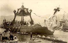 GENOVA - Congresso Eucaristico Nazionale - 9 settembre 1923 - FOTO STORICHE CARTOLINE ANTICHE E RICORDI DELLA LIGURIA