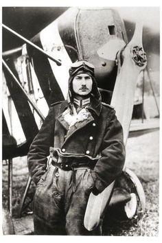 WW1 German Pilot Ace Josef Mai. Jasta 5. 30 Victories