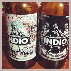 Photo by jojosediceyoyo . #INDIOlolita #INDIO120s @Cerveza Indio #Lolita #SweetLolita #kawaii #beer