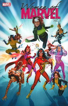 There really are a lot of good women characters in Marvel. I hope they add another one into the next Avengers movie