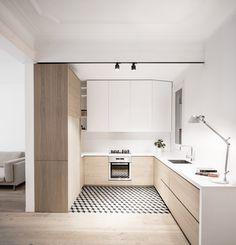 DESIGN - comptoir de cuisine débordant