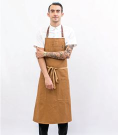 the Luxe Chef Aprons – Tilit