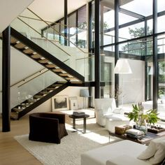 Villa Snow White in Finland by Helin& Co Architects