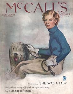 McCall's, October 1933