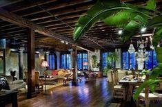 El loft neoyorkino de Gerard Butler [] Gerard Butler's NYC loft