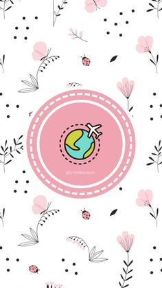 Capa para destaques do instagram #capasparadestaques #gramdestaques #instagram 2 Instagram, Instagram Story, Instagram Highlight Icons, Story Highlights, Banner, Doodles, Templates, Cover, Floral