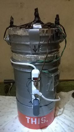 This step by step guide will help any DIY grower get started with their own space bucket.