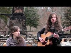 Home- (Original) New Parables Official Music Video...The girls made this video after their new house had burned down...very touching.