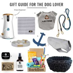 The countdown to Christmas is on ... and with it comes the end of my gift guide series!! There is only ONE gift guide left after this one and it's the EXTREMELY last minute gift…