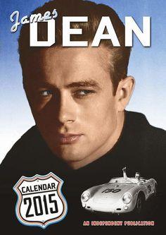 Calendario 2015 James Dean | Calendarios de Pared Blog