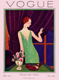 Know your fashion history: Vintage Vogue magazine covers: early covers through… Art Deco Illustration, Illustrations Vintage, Fashion Illustration Vintage, Man Ray Photo, Vintage Posters, Vintage Art, Vintage Vogue Covers, Art Français, Vogue Magazine Covers