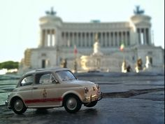 Rome via diegofunaro, Instagram.