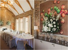 Tower House Room, Coworth Park wedding, Ascot, Berkshire