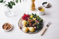 FvF Cooks in Stockholm: Roasted Pear Salad — Freunde von Freunden