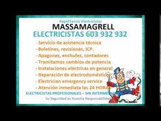 Electricistas MASSAMAGRELL 603 932 932 Baratos