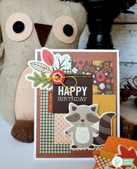 Create a fun filled birthday card today! Click here for product details.