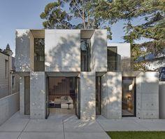 Glebe House,Courtesy of Nobbs Radford Architects