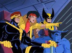 X-Men, 1992 | 70 desenhos que farão você ter orgulho de ser uma criança dos anos 90