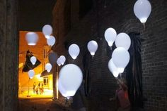 Decora tu evento con estos hermosos Globos Led