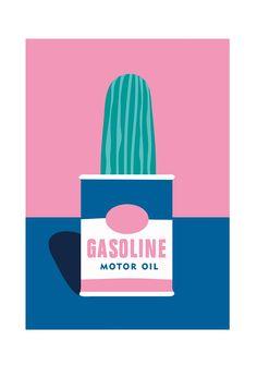 Cactus 1 par Quentin Monge