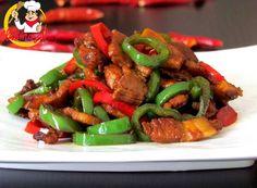 Resep Hidangan Lauk Daging Cah Paprika, Makanan Sehat Untuk Diet, Club Masak