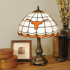 San Diego Padres Tiffany Table Lamp - No Size Piano, Stained Glass Table Lamps, Glass Lamps, Tiffany Style Table Lamps, Toronto Maple Leafs, Los Angeles Dodgers, Minnesota Vikings, Glass Shades, Home Office