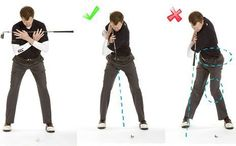 This simple drill will show you if your shoulders are turning correctly through to the completion of the backswing. A nice, full shoulder turn will help you to generate power. What this drill can a…